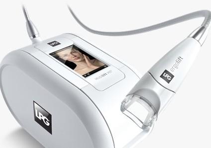 LPG Mobilift M6 za pomlajevalne terapije obraza